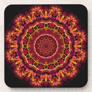 Stunning Chaos kaleidoscope Coasters