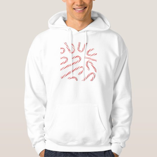 Stunning Christmas Candy Canes Hoodie