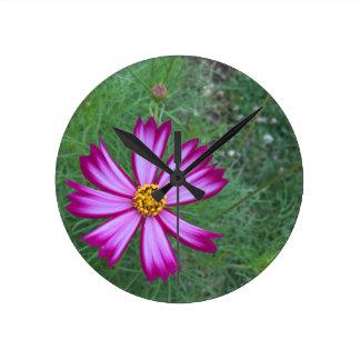 Stunning Cosmo Round Clock