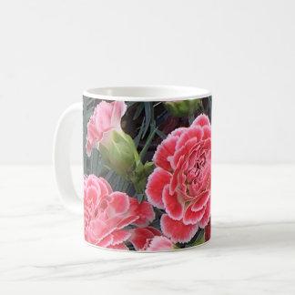 Stunning Dianthus Coffee Mug