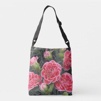 Stunning Dianthus Crossbody Bag
