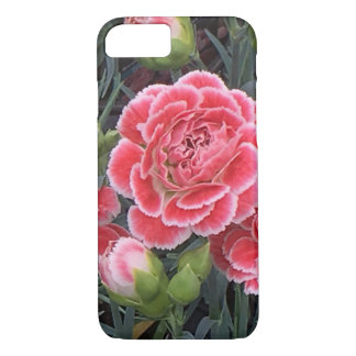 Stunning Dianthus iPhone 8/7 Case