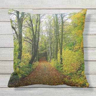 Stunning Forest Pillow