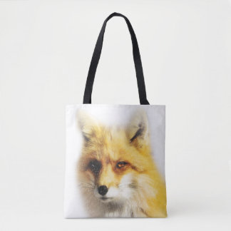 Stunning Fox, Foxey Tote Bag