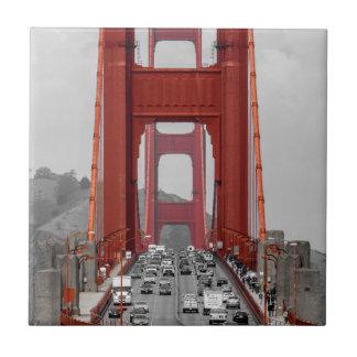 STUNNING! GOLDEN GATE BRIDGE CALIFORNIA USA TILE