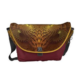 Stunning Heart Medium Messenger Bag