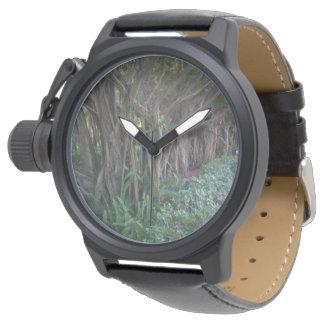 Stunning Magical Forest Print Wrist Watch