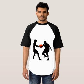 Stunning Men's Raglan Baseball T-Shirt