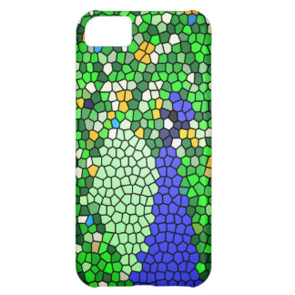 Stunning Peacock mosaic art gifts customised iPhone 5C Cover