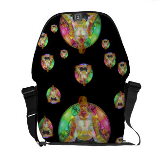 STUNNING PRACTICAL YOGA TRAVEL BAG! COURIER BAGS