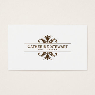 Stunning Presence Business Card