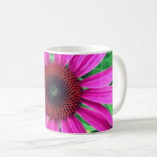 Stunning Purple Coneflower Coffee Mug