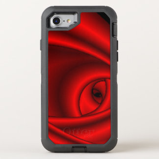 stunning red eye OtterBox defender iPhone 8/7 case