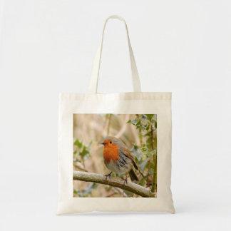 Stunning Robin Tote Bag