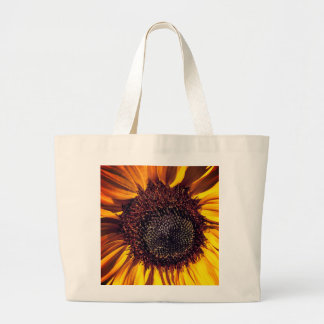 Stunning Sunflower Large Tote Bag