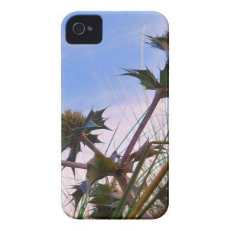Stunning Unique Eye Catching Thistle iPhone 4 Case-Mate Case