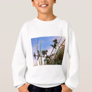 Stunning Unique Eye Catching Thistle Sweatshirt