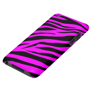 Stunning Zebra Print iPod Touch Cases