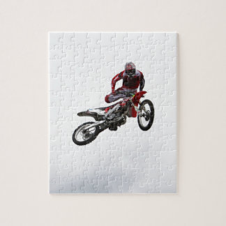 Stunt Bike Jigsaw Puzzle