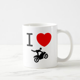 Stunt Rider Coffee Mug