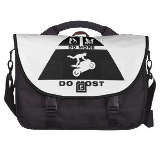 Stunt Rider Laptop Bag