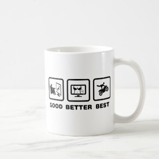 Stunt Rider Coffee Mug