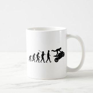 Stunt Rider Coffee Mugs