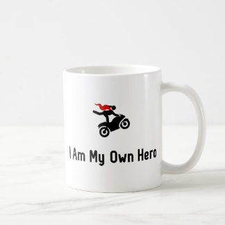 Stunt Riding Hero Coffee Mug