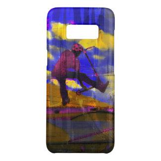 Stunt-Scooter Fine Art Sports Design Case-Mate Samsung Galaxy S8 Case