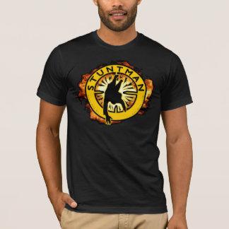 Stuntman Black T-Shirt