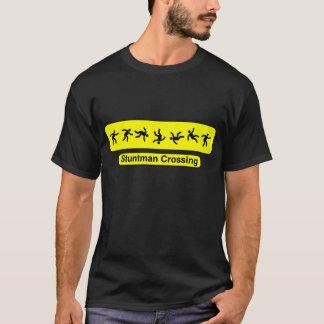 Stuntman Crossing T-Shirt