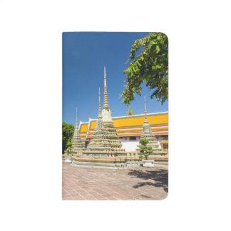 Stupas, Wat Pho, Bangkok, Thailand Journal