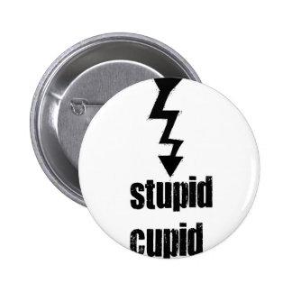 Stupid Cupid Pins