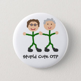 Stupid Cute OTP J/D button