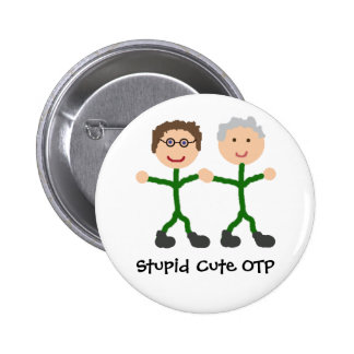 Stupid Cute OTP J/D button