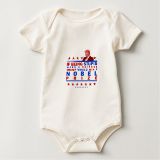 Stupid Nobel Baby Bodysuit
