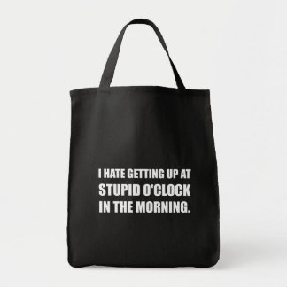Stupid O'Clock Morning
