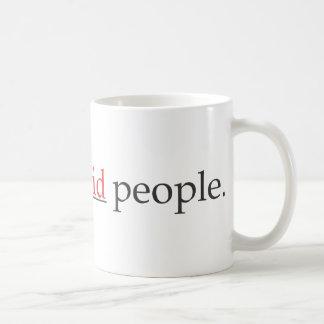 stupidppl.ai coffee mug