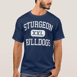 Sturgeon - Bulldogs - High - Sturgeon Missouri T-Shirt
