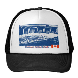Sturgeon Falls, Ontario Trucker Hat