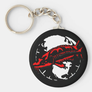 Sturgeon Keychain - Sturgeon & World