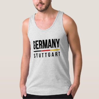 Stuttgart Germany Tank Top