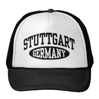 Stuttgart Germany Trucker Hat