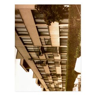 Stuttgart -Weissenhof, Germany House by Ludwig Mie Postcard