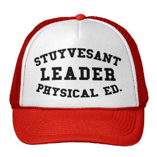 STUYVESANT LEADER PHYSICAL ED. TRUCKER HAT
