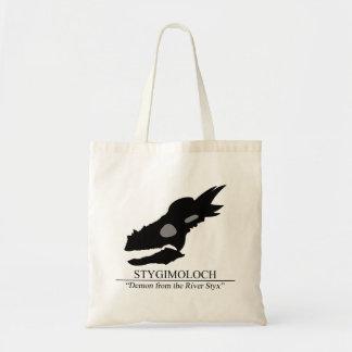 Stygimoloch Skull Tote Bag