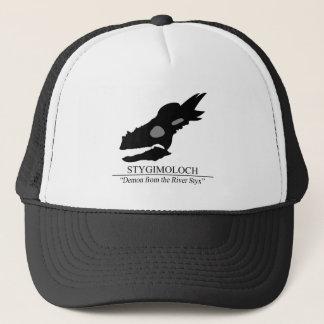 Stygimoloch Skull Trucker Hat