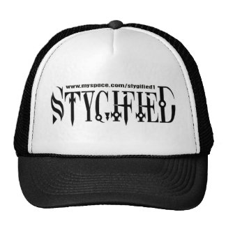 stygmerch trans trucker hat