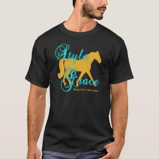 Style and Grace Missouri Fox Trotting Horse T-Shirt