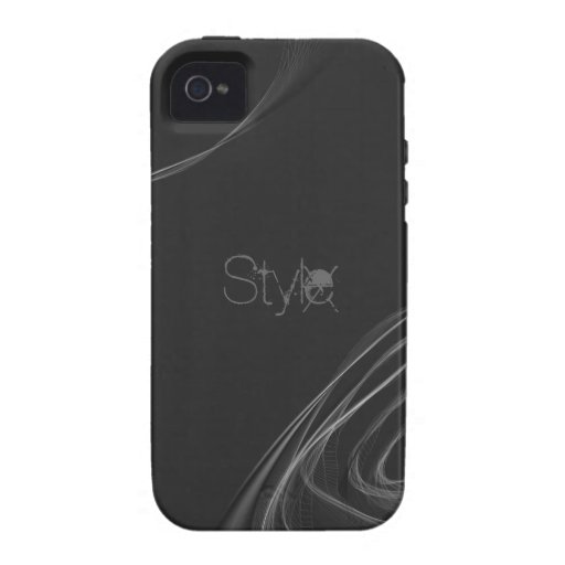 Style iPhone 4/4S Cover